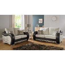 San Marino Floral Fabric Sofa Collection
