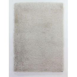 Modern Natural Shaggy Dazzle Rug