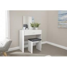 Ottawa Dresser & Stool White