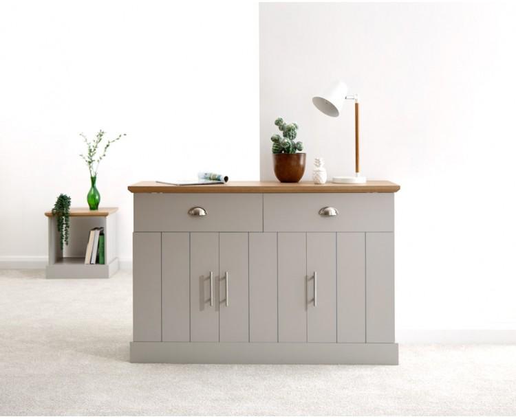 Kendal Large Sideboard Grey