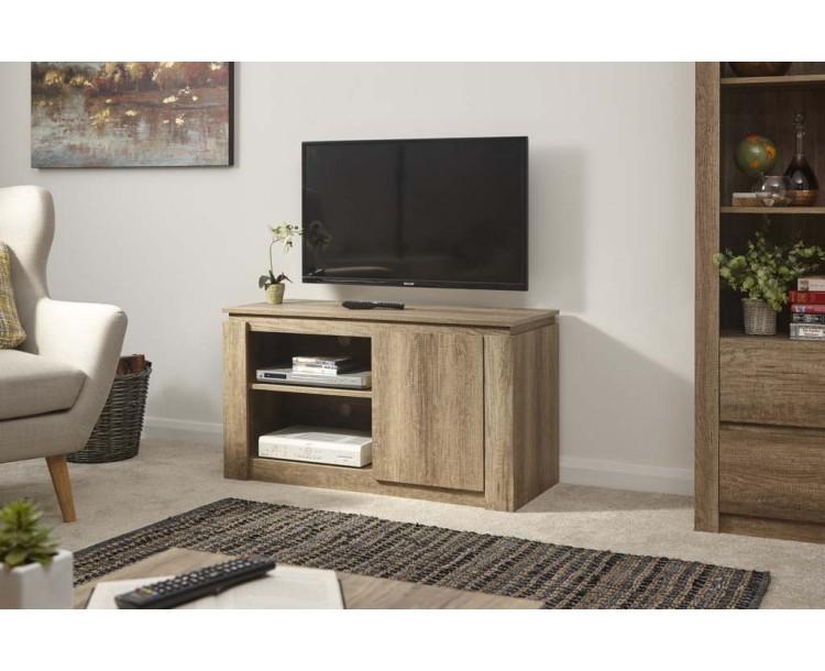 Canyon Oak Compact TV Unit