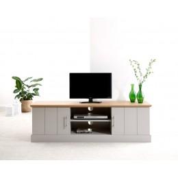 Kendal Large TV Unit Grey