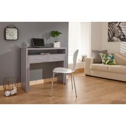 Regis Extending Console Desk Grey