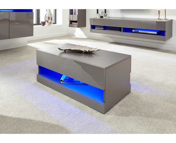Galicia Coffee Table Grey