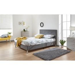 Tucson 135cm Bed In A Box Grey