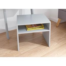 Ladder Desk Stool Grey