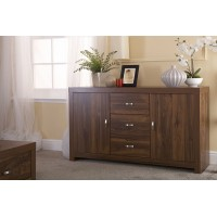 Hampton Large Sideboard Chunky Acacia Wood