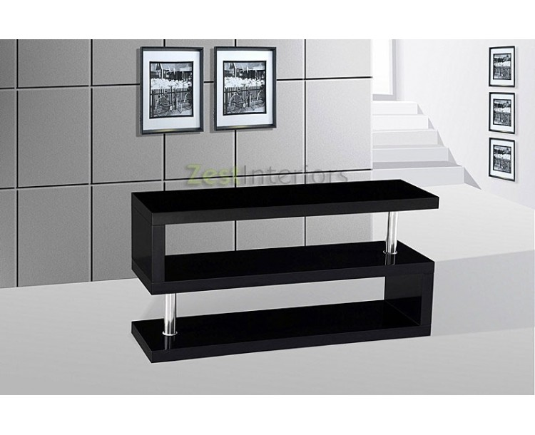 Lexi High Gloss Finish TV Stand in Various Colours