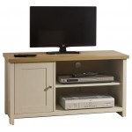 Lancaster Small TV Unit in Cream