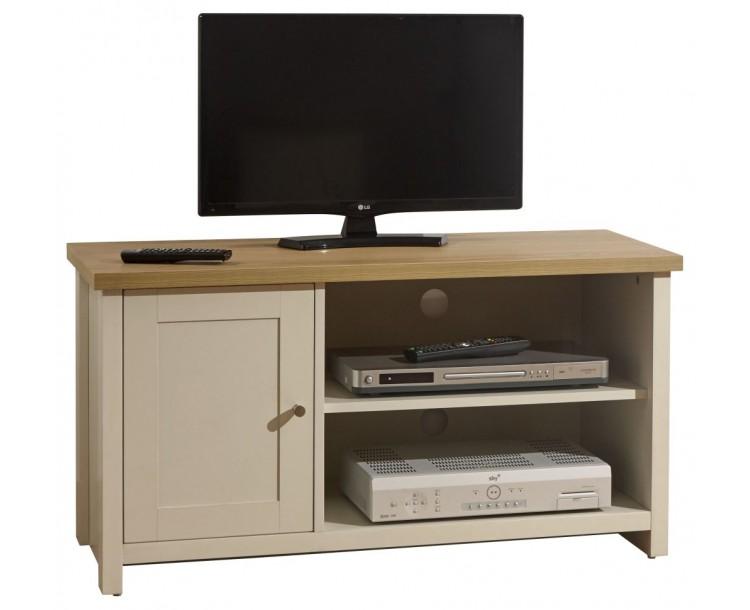 Lancaster Small TV Unit in Cream