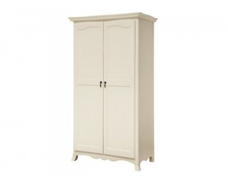 Chantilly Two Door Double Bedroom French Style Wardrobe