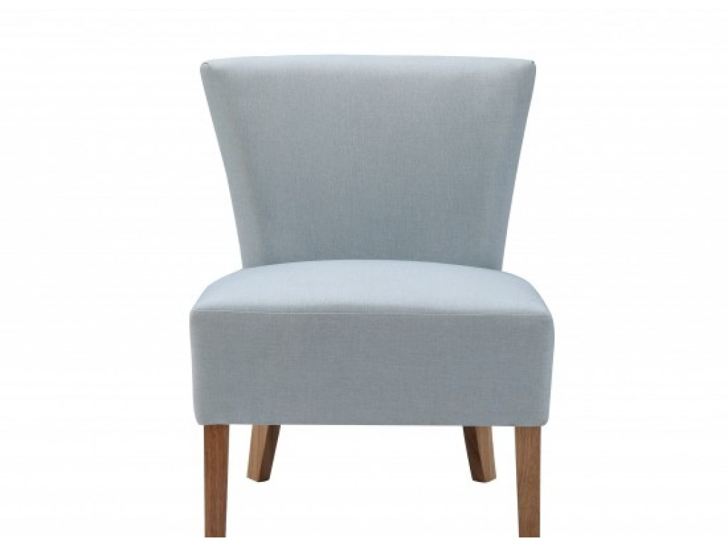 Excellent Austen Blue Contemporary Fabric Living Room Occasional Chair Creativecarmelina Interior Chair Design Creativecarmelinacom