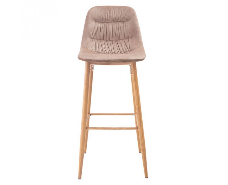 Harper Barstool Beige Pack of 2