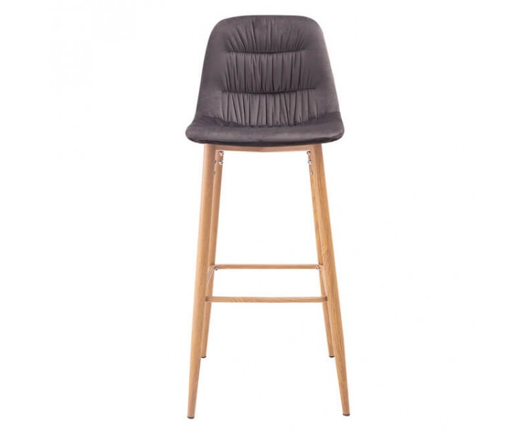 Harper Barstool Grey Pack of 2