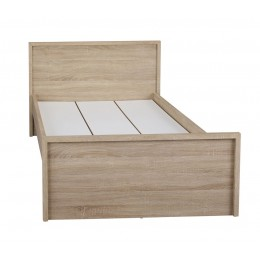 Lexington Modern Oak Design Double Bedroom Bedframe