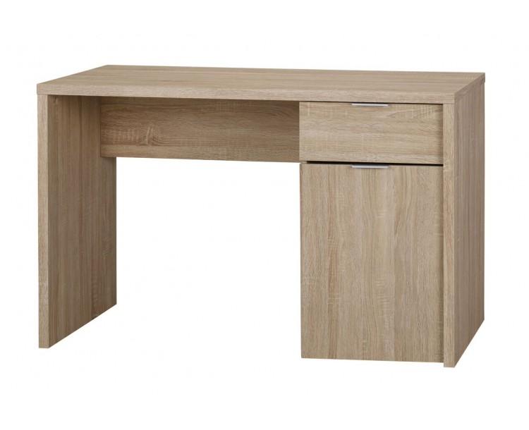 Lexington Modern Design Bedroom Study Desk Oak Finish