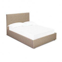 Lucca Bedroom Beige Urban 5FT Kingsize Bed