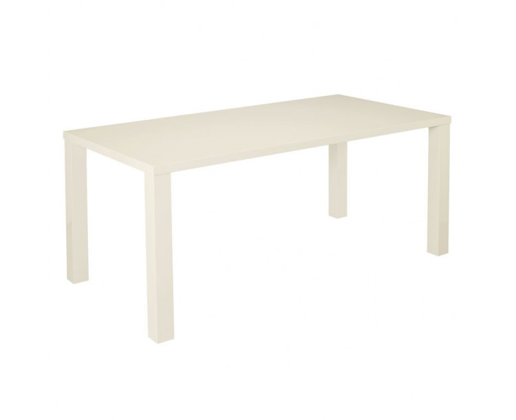 Monroe PUro Large Dining Table Cream