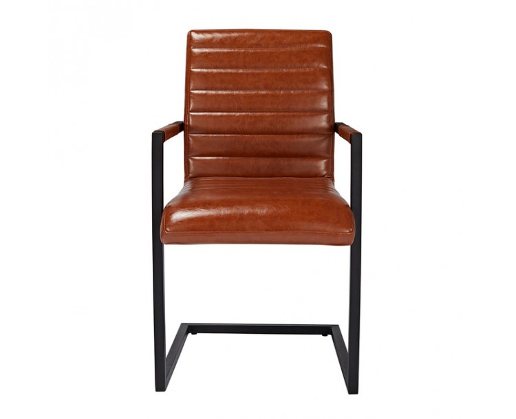 Montana Carver Dining Chair Brown Pack of 2