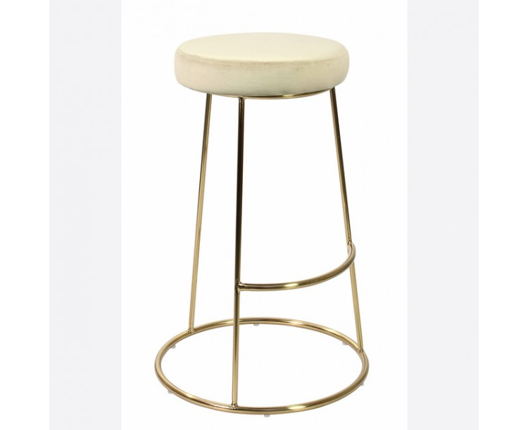 Opera Bar Stool Champagne Pack of 2