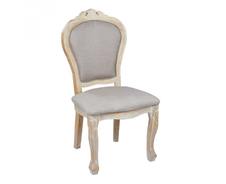 Provence Chair Weathered Oak Pack of 2