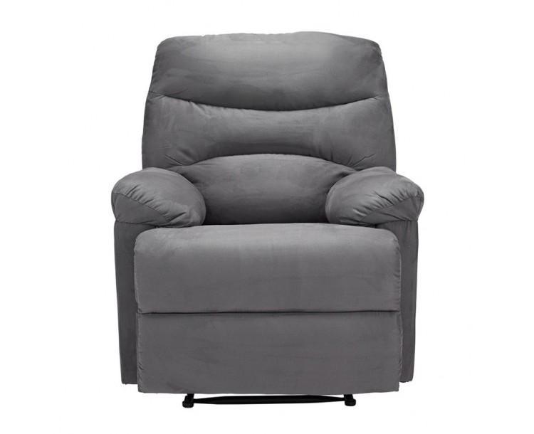 Regency Grey Living Room Reclining Chair