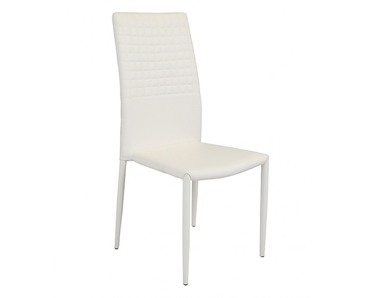 white leather dining room chairs cuba stackable faux leather white dining chair 21994 | cuba white dining chair01 750x610