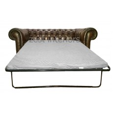 Stunning Hand Crafted Chesterfield Sofa Beds